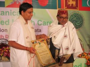 Acharya Balkrishna-Vanoshadhi Pandit Award