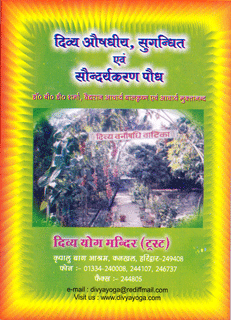 Book Divya-Aushadhi-Sugandhit---Hindi
