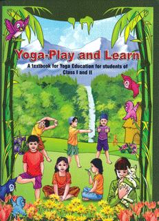 Book Let-us-Learn-Yoga---Class-I-&-II---English