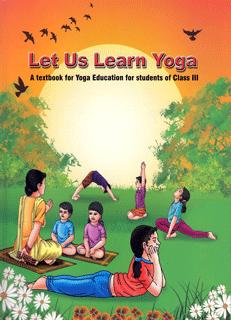 Book Let-us-Learn-Yoga---Class-III---English