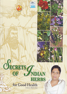 Book Secret-of-Indian-Herbs---English